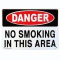 アメリカン雑貨 看板 プラスチックサインボード 危険立ち入り禁止 Danger Do Not Enter CA-11