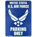 アメリカン雑貨 看板 プラスチックサインボード  U.S.Air Force Parking  CA-28