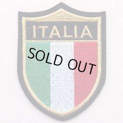 画像1: エンブレムワッペン イタリア国旗