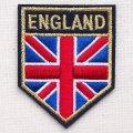 エンブレムワッペン イングランド(イギリス)国旗
