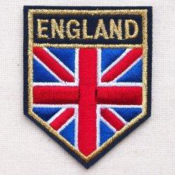 画像1: エンブレムワッペン イングランド(イギリス)国旗