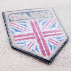 画像3: エンブレムワッペン イングランド(イギリス)国旗