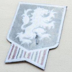 画像3: エンブレムワッペン ライオン(ホワイトライン)