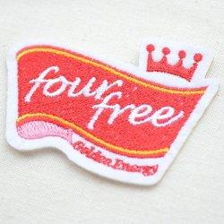 画像2: ワッペン フォーフリー four free