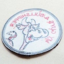 画像3: ワッペン ブルシッパー(ウシ/動物)