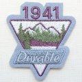 ワッペン 1941 Durable(山/トライアングル)