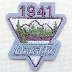 画像1: ワッペン 1941 Durable(山/トライアングル)