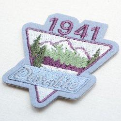 画像2: ワッペン 1941 Durable(山/トライアングル)