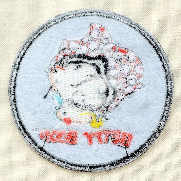 ワッペン ベティブープ Betty Boop(リボン)